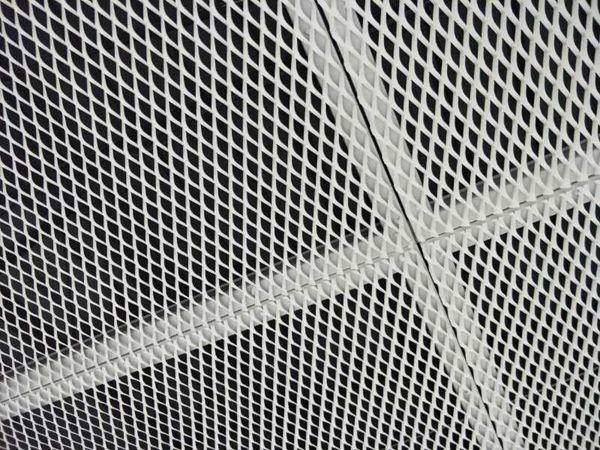 Expanded Metal Mesh use