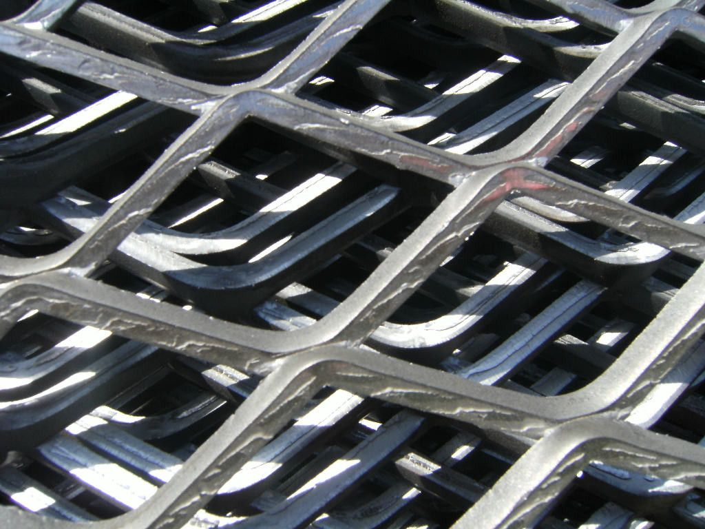 Expanded Metal Mesh Acceptance