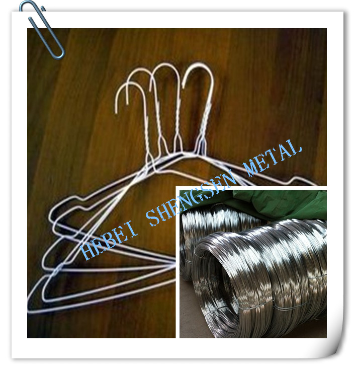 galvanized wire to make disposable galvanized wire hangers