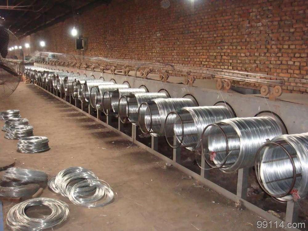galvanized hanger wire