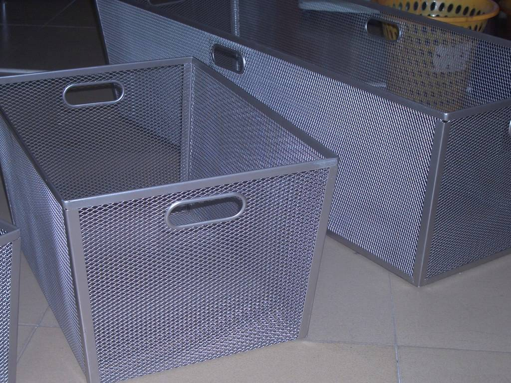 small Expanded Metal Mesh