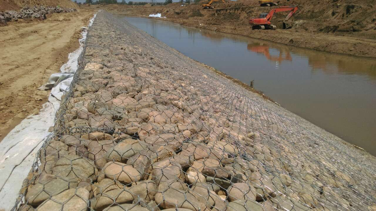 How to increase the life of Gabion