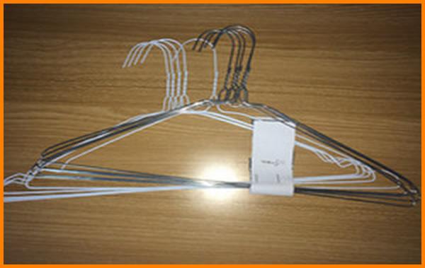 galvanized T shirt wire Hanger