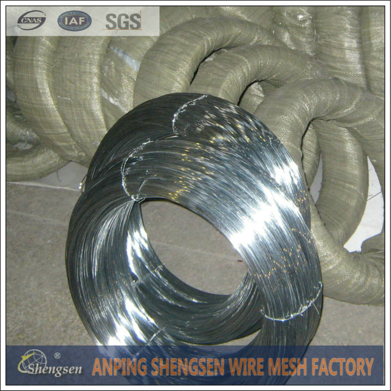 Electro Galvanized wire packing